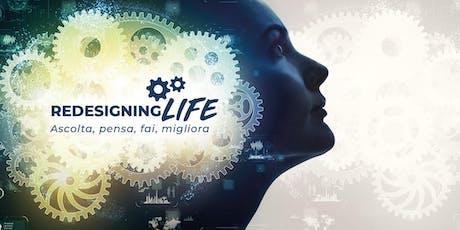 Redesigning Life biglietti