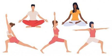 Intro to Dru Yoga tickets