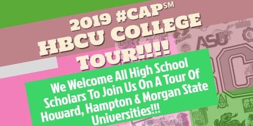 2019 #CAP℠ HBCU College Tour!!!!