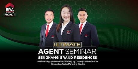 Ultimate Agent Seminar (FB Marketing/Powerful Closing & Conversion) tickets