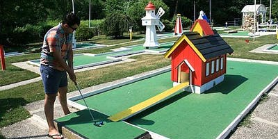 Singles Miniature Golf Afternoon