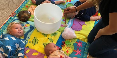 Mum & Baby Chill 'n' Heal - Crystal Sound Bath tickets