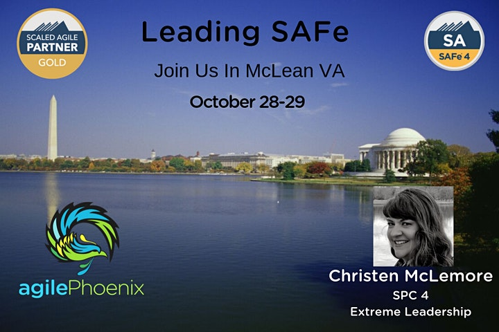 Leading SAFe® with SA Certification-Confirmed to Run! image