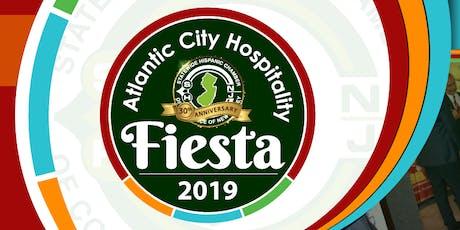 Atlantic City Hospitality Fiesta 2019 tickets