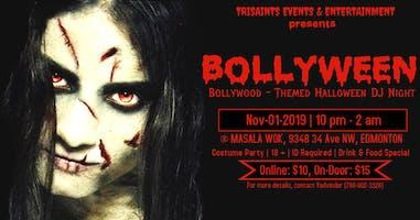 BOLLYWEEN  (Bollywood-Themed  Halloween DJ Night)