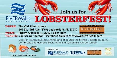 Riverwalk  Fort Lauderdale Lobsterfest tickets