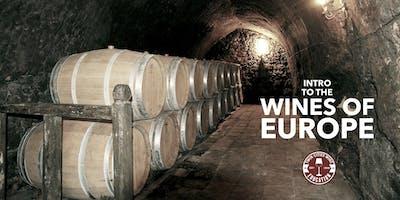 Ultimate Intro to Wine: Understanding Europe