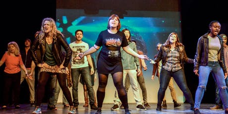 Musical Theatre Taster Class for Beginners tickets