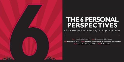 6 Personal Perspectives w/ Cheryl McDonald: 80/20 Principle