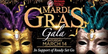 Lethbridge Kinsmen Mardi Gras Gala tickets