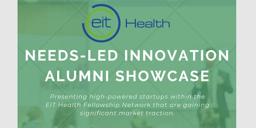 NEEDS-LED INNOVATION ALUMNI SHOWCASE
