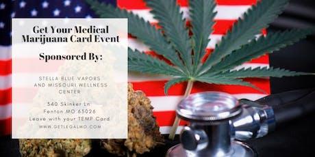 Get Your Medical Marijuana Card - Legally tickets