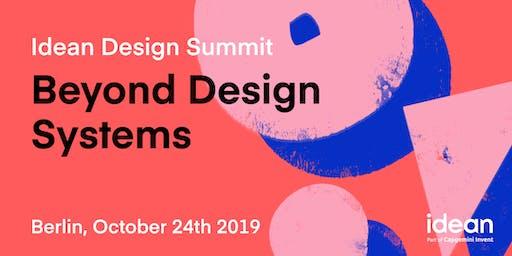 Idean Design Summit: Beyond Design Systems