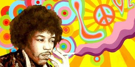 Jimi Hendrix Walking Tour, NYC tickets
