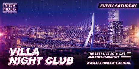 Villa Night Club 5-10 tickets