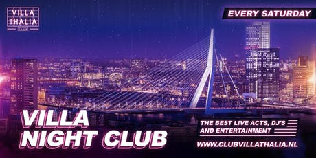 Villa Night Club 12-10 tickets
