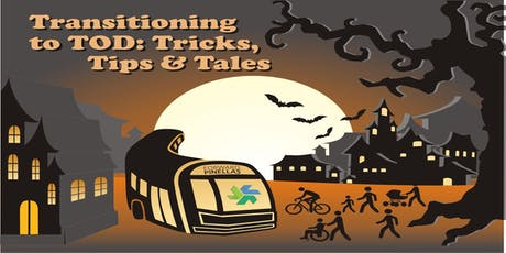 Transitioning to TOD: Tricks, Tips and Tales tickets
