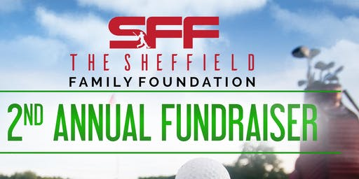 Gary & DeLeon Sheffield Family Foundation 2nd Annual Fundraiser