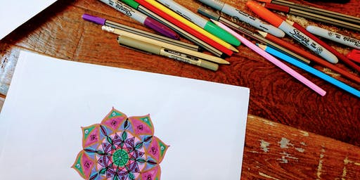 Intuitive Mandala Drawing Workshop