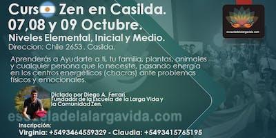 Curso Zen en Casilda: 07,08 y 09 Octubre.