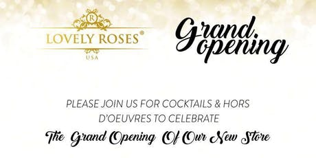 Opening Lovely Roses tickets