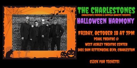 The Charlestones Present Halloween Harmony tickets