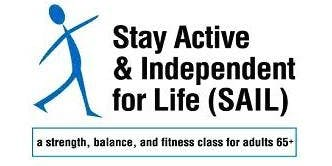 SAIL(Stay Active &  Independent for Life) Instructor Training