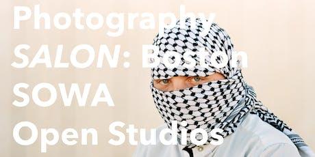 Photography SALON: Boston - SOWA Open Studios tickets