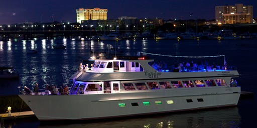 The Carolina Girl Yacht- New Year's Eve Party