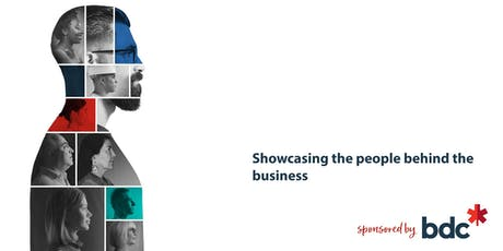 Showcasing the People behind the Business - Official Kick off to Business Week! tickets