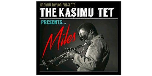 The Kasimu-tet Presents...Miles