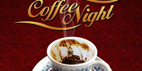 Women's Coffee Night tickets
