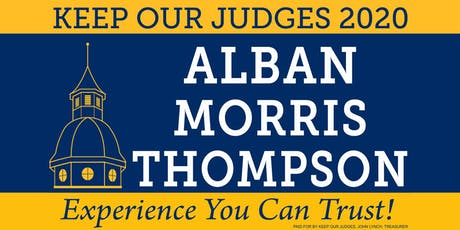 An Evening with Our Judges, First Responders and Law Enforcement tickets