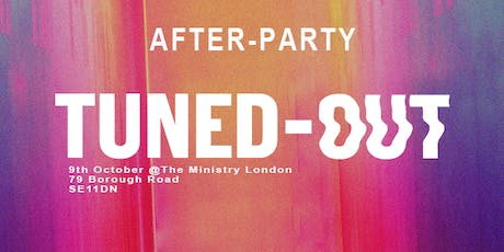 The Ministry Presents The After Party tickets