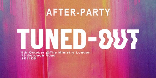 The Ministry Presents The After Party