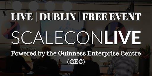 SCALECON LIVE - Dublin
