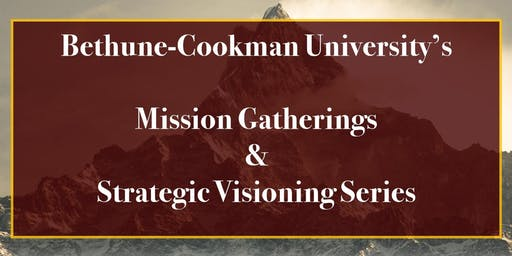 Student Mission Gathering and Visioning Series