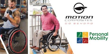 Wheelchair Seating & Mobility Seminar - Free CEU's  tickets
