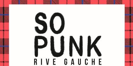 Conversation « Les 40 ans de la Punk Music » animée par Olivier Cachin billets