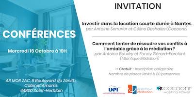 Conférences UNPI 44 - Cocoonr - Atlantique Mediation