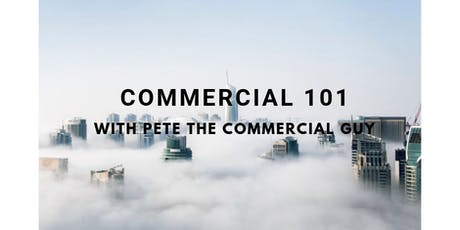 Commercial 101 tickets