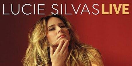 Lucie Silvas + Fancy tickets
