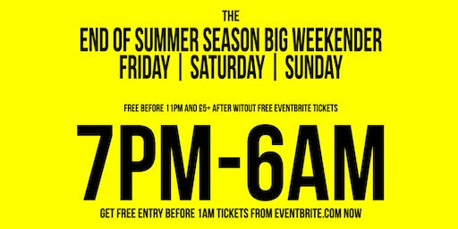 ASAP! PRESENTS THE BIG FRIDAY PARTY @CATCH 7PM-6AM (FREE ENTRY TICKETS)