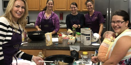 Snack Prep Workshop: hands-on/educational cooking class tickets