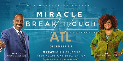 Miracle Breakthrough Conference 2019