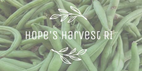 Gleaning Trip with Hope's Harvest - Monday, 9/23 10:00-12:00 tickets