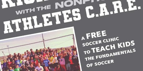 Charity Soccer Clinic for Kids tickets