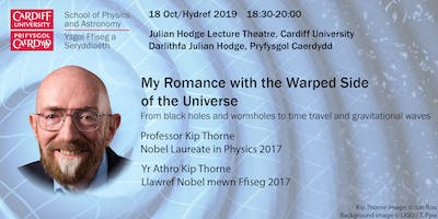 Kip Thorne: My Romance with the Warped Side of the Universe