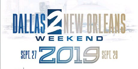 SAINTS VS. COWBOYS  WEEKEND TAKEOVER 2019 tickets