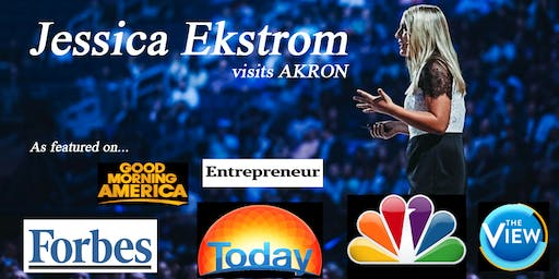 Jess Ekstrom - National Speaker - Speaker Event